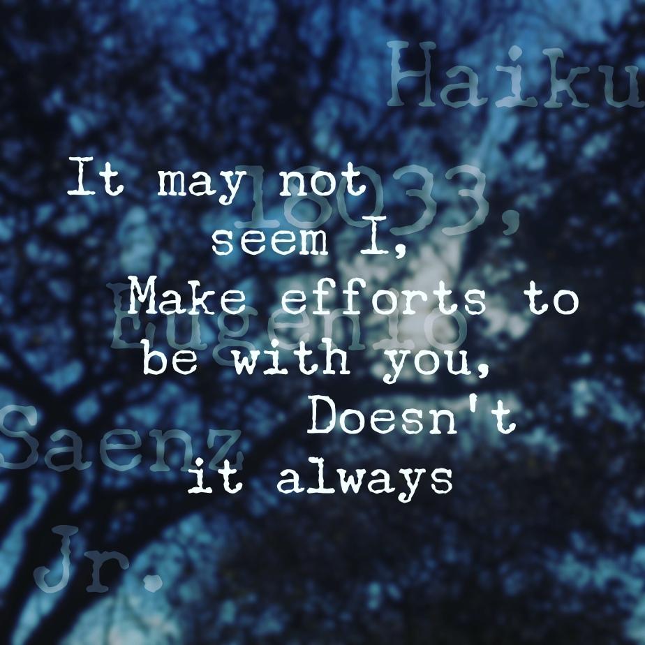 Haiku 18033